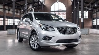 2017 Buick Envision offers comfort, tech without massive price