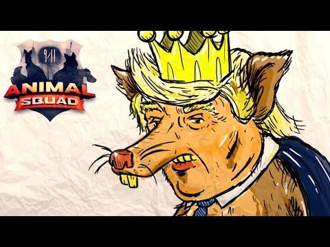 Pen & Paper: 9/11- Animal Squad VI | Der Rattenkönig