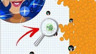 Agar.io Solo 1 vs 1001 Hackers Macro Feed Hack Funny Moments Agar.io Mobile Gameplay