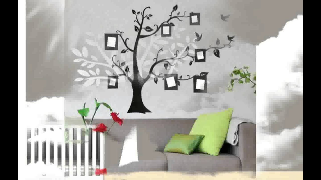 Wall stickers tree youtube wall stickers tree amipublicfo Choice Image