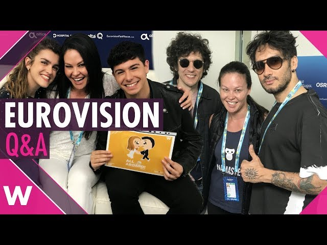 Q&A: Is Post Eurovision Depression real and more song contest questions (Part 2)