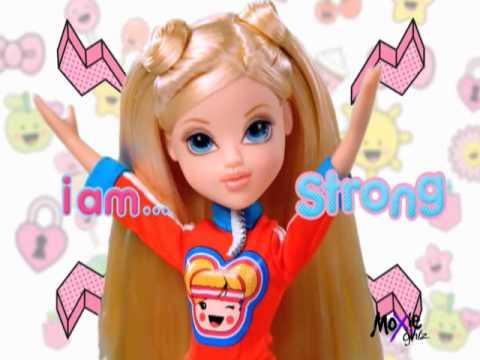 moxie girlz i am dolls commercial youtube
