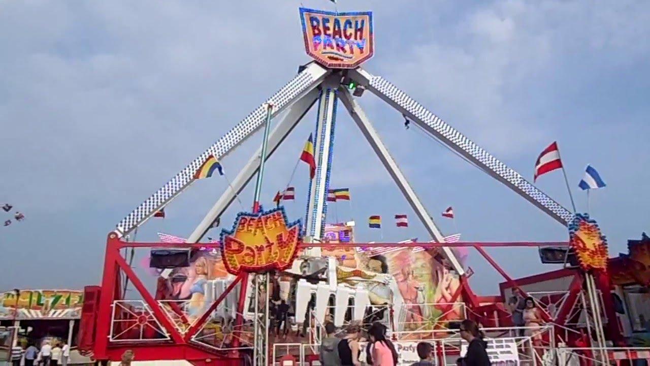 Beach Party At Coney Beach Pleasure Park