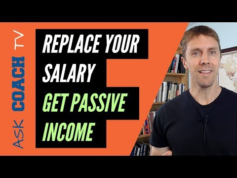 How to Replace Your Job Salary With Passive Income From Rental Properties