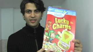 Lucky Charms - How many marshmallows are inside?