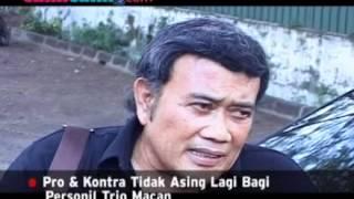 Trio Macan Dapat Kritikan Pedas Raja Dangdut Mp3