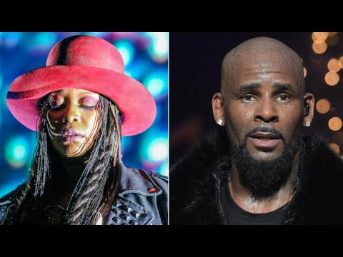 Erykah Badu BOOED In Chicago For Her Support Of R Kelly? Details Inside! Mp3