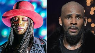 Erykah Badu BOOED In Chicago For Her Support Of R Kelly? Details Inside!