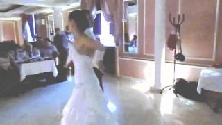 Наш свадебный танец. Венский вальс с элементами большого фигурного  Музыка А  Верди