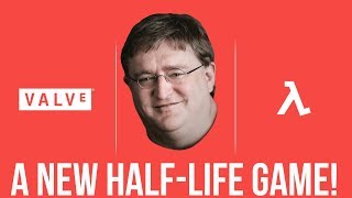 Valve Announces A New Half-Life Game....For VR
