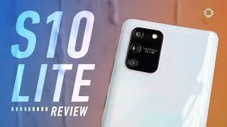 Galaxy S10 Lite Review: Great Cameras and Battery Life!