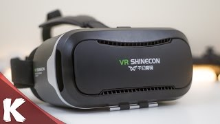 Video SHINECON II 2 | VR Google Cardboard Headset Review download MP3, 3GP, MP4, WEBM, AVI, FLV September 2018