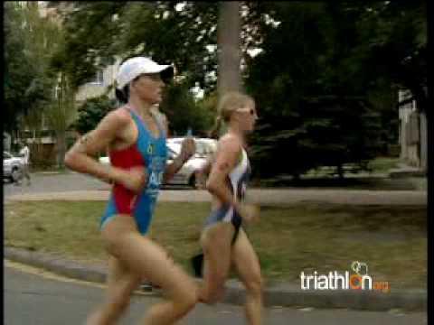 2007 Tiszaujvaros BG Triathlon World Cup  -Women