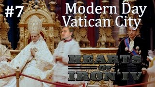 HoI4 - Modern Day Mod - Vatican City - Part 7