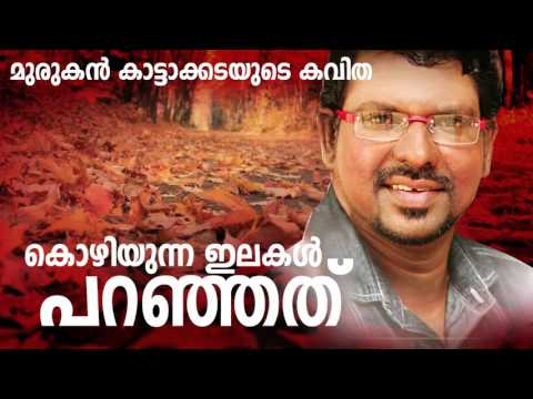 kozhiyunna ilakal paranjathu malayalam kavitha ft murukan kattakada malayalam kavithakal kerala poet poems songs music lyrics writers old new super hit best top   malayalam kavithakal kerala poet poems songs music lyrics writers old new super hit best top