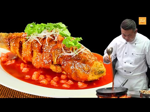 Super Tasty – Top 5 EPIC Fish Recipes by Master Chefs from China • Taste Show