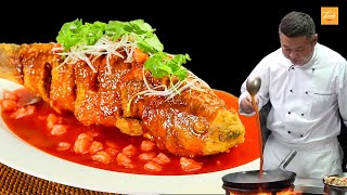 Super Tasty - Top 5 EPIC Fish Recipes by Master Chefs from China  Taste Show