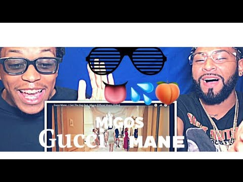 Gucci Mane - I Get The Bag feat. Migos [Official Music Video] | REACTION - YouTube