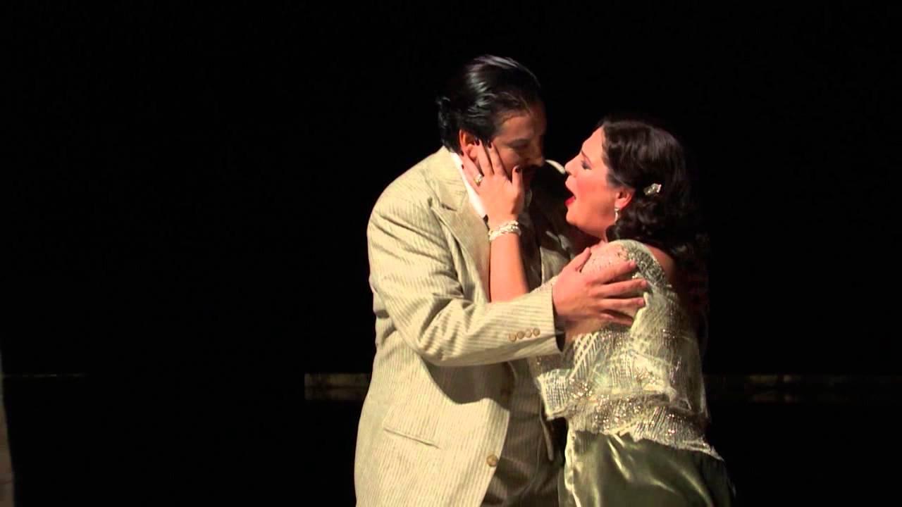 "Un Ballo in Maschera: ""Oh, qual soave brivido"" -- Sondra Radvanovsky & Marcelo Álvarez (Met Opera)"