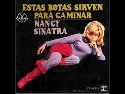 Nancy Sinatra - As Tears Go By