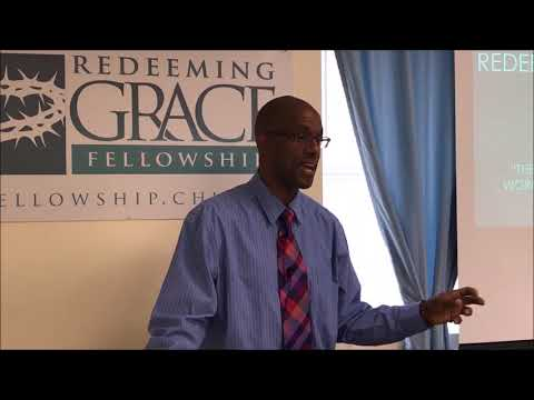 Robert Gray-'The 5 Solas of the Reformation'