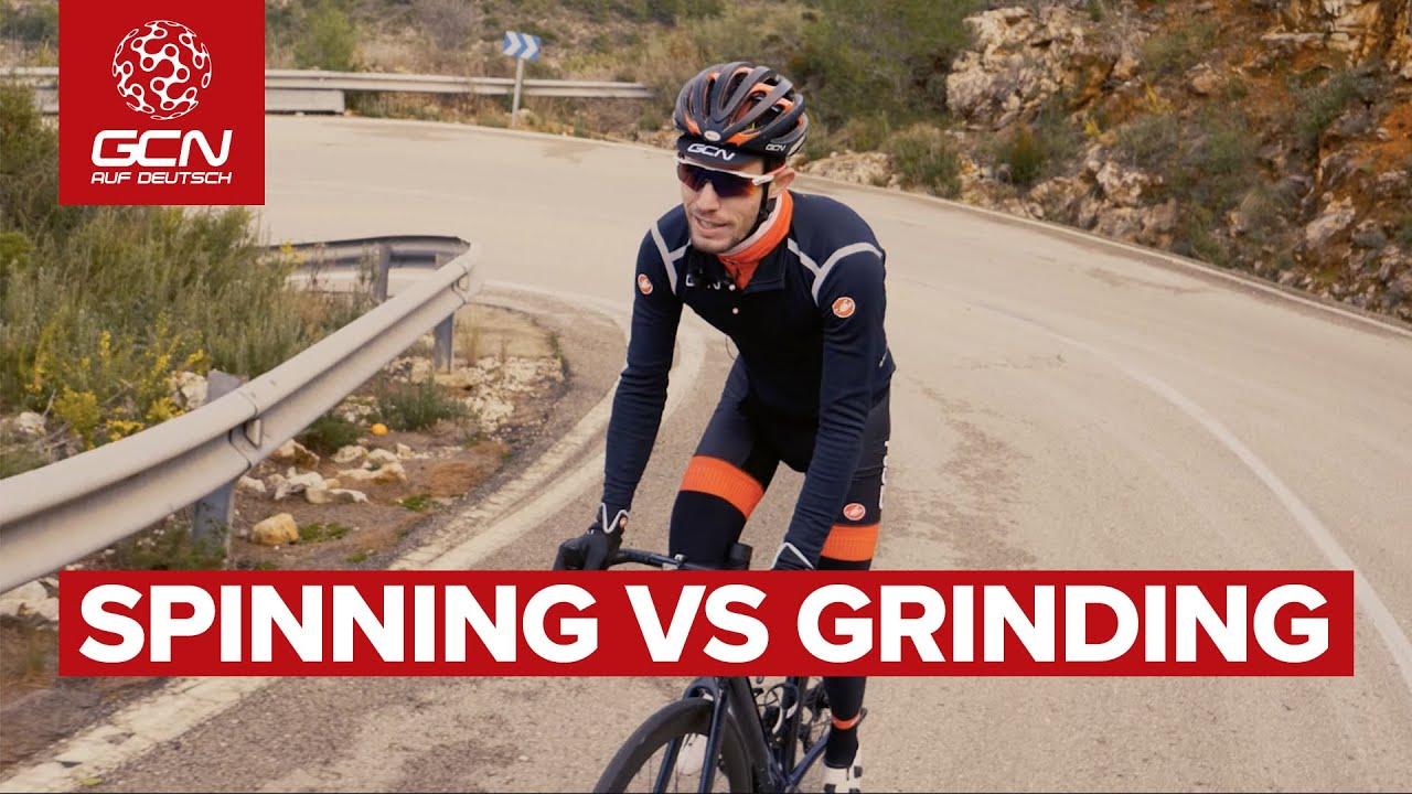 Spinning vs. Grinding | Was ist die optimale Trittfrequenz am Berg?