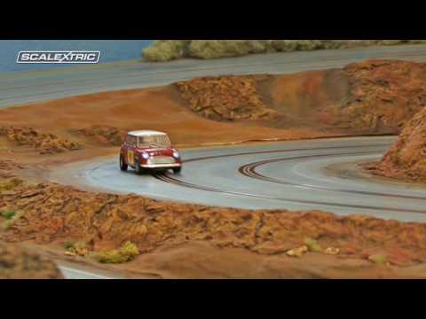 SCALEXTRIC 1:32 MINI Cooper S #5 RAC Rallye 1966 (500003747)