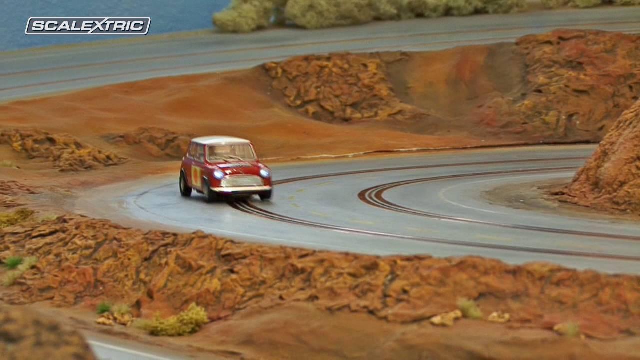 SCALEXTRIC 132 MINI Cooper S 5 RAC Rallye 1966 500003747