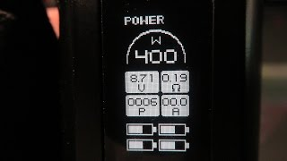 Wismec Reuleaux RX300 [!!!! 400 WATTS !!!!] (Upgrade V5.04 to V5.14 with ToolBox NFE)