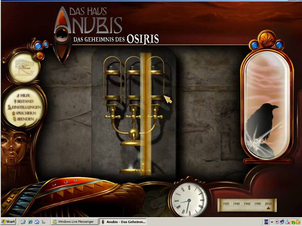 Haus Anubis Spiele