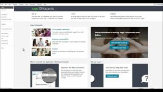 This is the first video in my sage 50 training course. gives an introduction to software and tells you what expect from tutorial. ne...