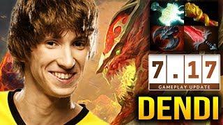 Dendi Dragon Knight Nothing Change Dota 2 7.17