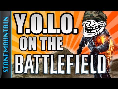 Battlefield 4 Real Life Sniper!