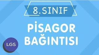 LGS PİSAGOR BAĞINTISI 8.Sınıf Matematik Yeni Nesil Konu Anlatımı (İMT Hoca)