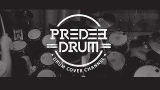 พลังงานจน - Labanoon (Electric Drum Cover) | PredeeDrum Feat.Beammusic