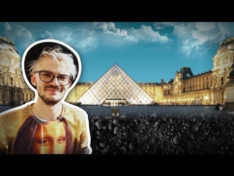 TEASER - Romain TeaTime et le Louvre.