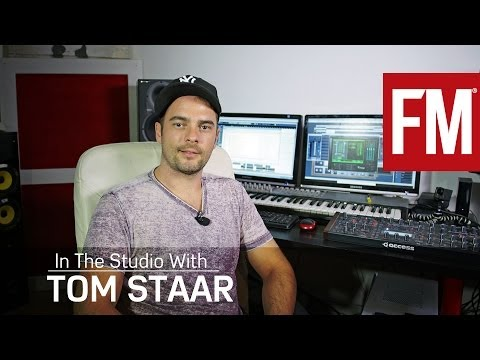 Tom Staar In The Studio With Future