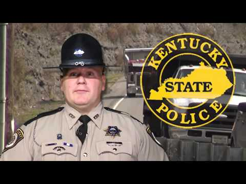 Kentucky State Police : Commercial Vehicle PSA