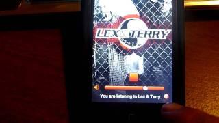 lex and terry radio app
