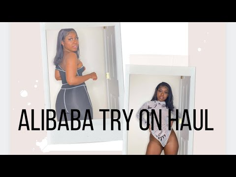 Download ALIBABA Try on Haul Prt2