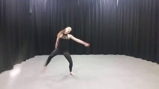 Jessica Wright - Musical Theatre Dance Solo (Too Darn Hot)