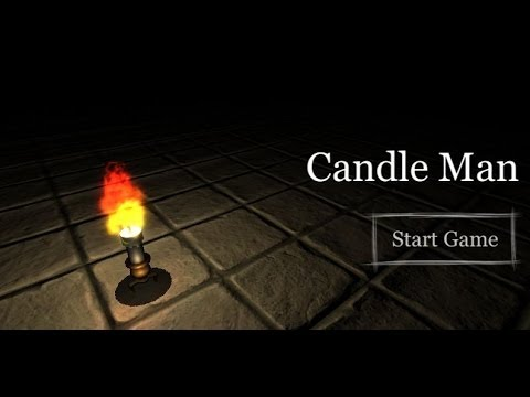 Candle Man [Walkthrough]