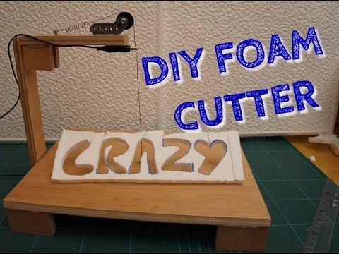 diy fil chaud coupeur de polystyr ne styrofoam cutter fr. Black Bedroom Furniture Sets. Home Design Ideas