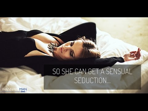 Editorials with girls: So she can get a sensual seduction