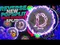 Gota.io *NEW Reverse Popsplit* With DoubleSplit // CRAZIEST Doublesplits // - DracKx MLG