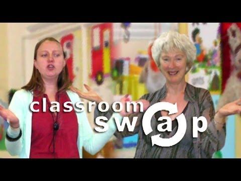 แลกห้องสอน - (กลุ่มสาระฯ: บูรณาการ) Classroom Swap : Foundation