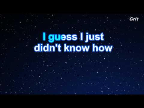 Who Knew - P!nk Karaoke【No Guide Melody】