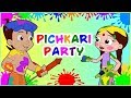 Greengoldkids - Holi Pichkari Party Special Song video