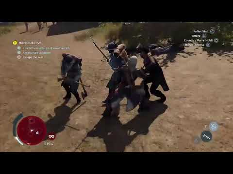 Assassins creed 3 remastered ep 6 |