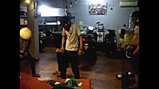 Scooter House Djakarta gokil!!!